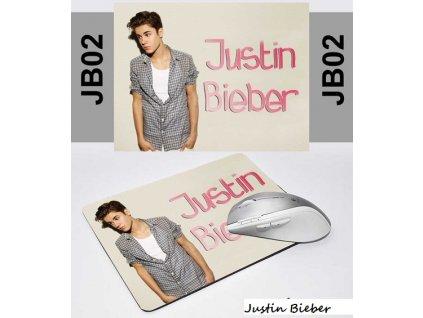 Podložka pod myš Justin Bieber 2