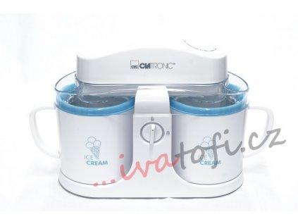 Výrobník zmrzliny Clatronic ICM 3650