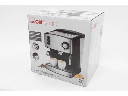 Kávovar espresso Clatronic ES 3643