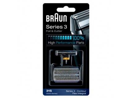 Braun CombiPack FlexIntegral - 31 S