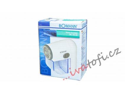 Odstraňovač žmolků odžmolkovač Bomann MC 701 CB