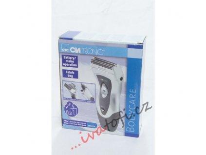 Pánský holící strojek 2 v 1 CLATRONIC HR 3236