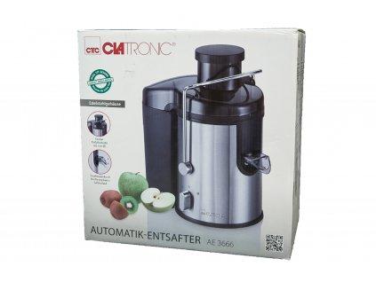 Odšťavňovač CLATRONIC AE 3666