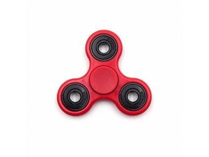 Fidget spinner - antistresová hračka červená