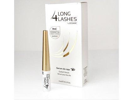 4 lashes