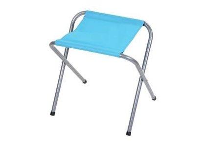 Skládací židle pro kempování modrá