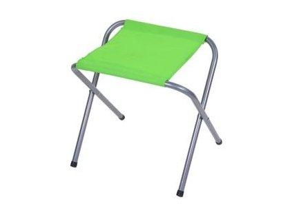 Skládací židle pro kempování zelená