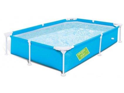 Rodinný bazén s konstrukcí Bestway 56430 modrý 221x150x43 cm