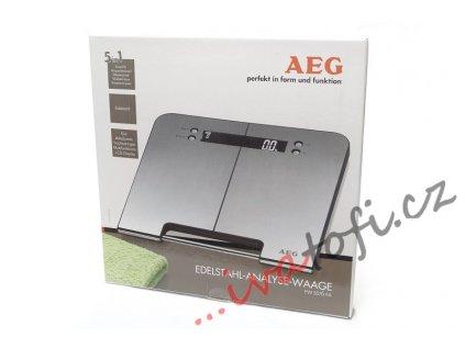 Osobní digitální váha AEG PW 5570