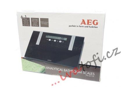 Analyzační osobní váha AEG PW 5571 FA