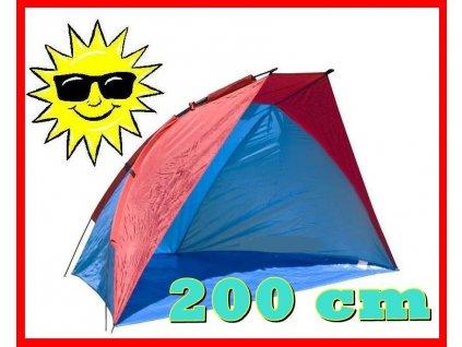 Plážový stan 200 x 120 x 120 cm