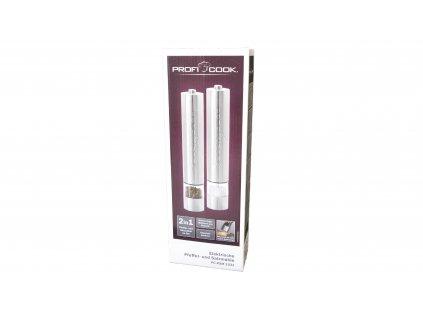 ProfiCook - PSM 1031 - Set mlýnků na pepř & sůl