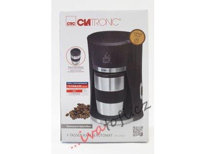 Kávovar, termohrnek Clatronic KA 3450