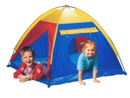 Dětský stan iglú 115x115x86cm 8710