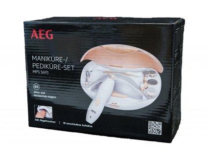 Set-manikura,pedikura AEG MPS 5693