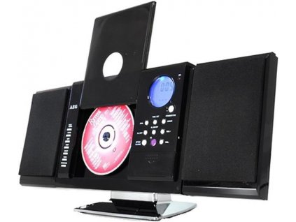 Hudební hifi systém AEG MC 4421 CD/MP3