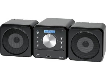 Hifi systém AEG MC 4457, DAB+/BT/USB