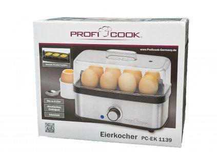 Vařič vajec vejcovar Profi Cook PC-EK 1139