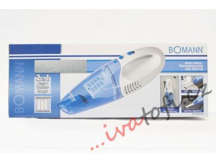 Ruční akumulátorový vysavač Bomann AKS 960 CB