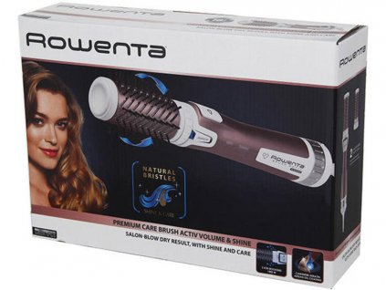 Kulmofén ROWENTA CF9540F0 Brush Activ Volume&Shine Premium Care