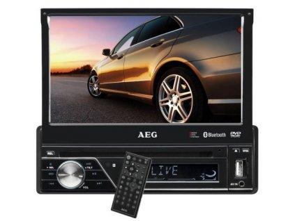 Autorádio s DVD AEG  AR-4026