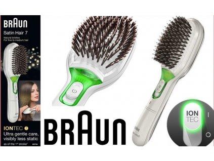 Elektrický kartáč na vlasy Braun Satin Hair 7 BR750