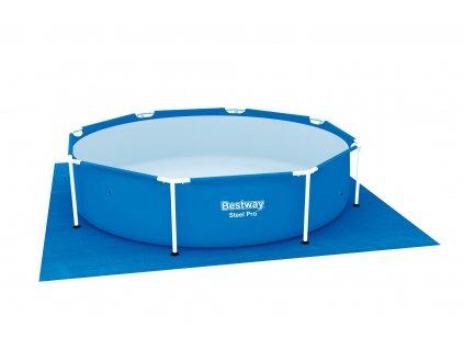 BESTWAY 58000 podložka pod bazén 2,74 x 2,74 m