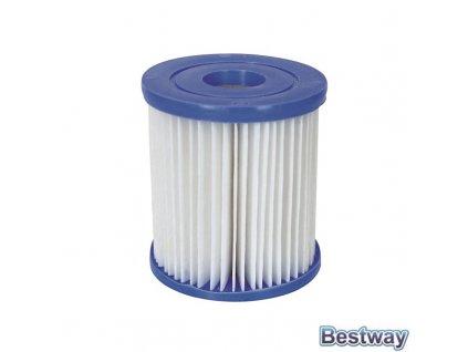 BESTWAY 58093 filtrační kartuše I