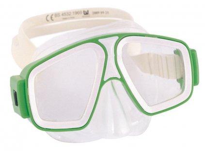 Bestway 22025 Potápěčské brýle 7-14 let zelené