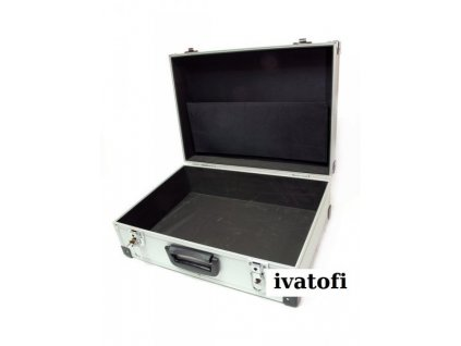 Hliníkový Alu kufr 46x33x16 cm