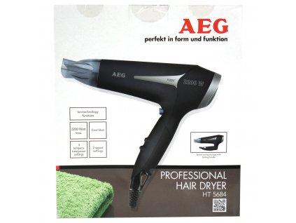 Cestovní vysoušeč vlasů AEG HT5684