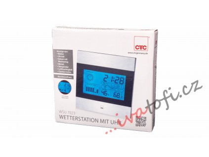 CLATRONIC WSU 7023 Meteostanice