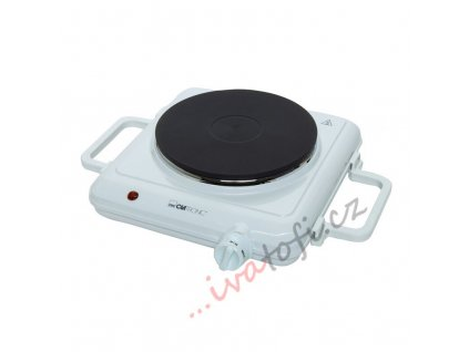Jednoplotýnkový vařič CLATRONIC EKP 3582