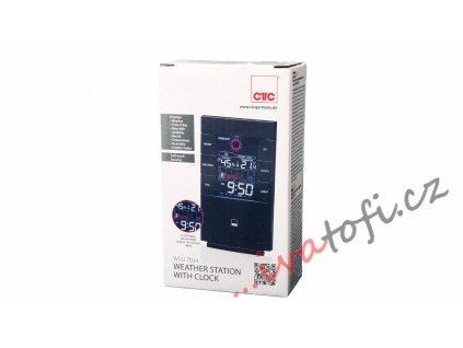 CLATRONIC WSU 7024 Meteostanice s hodinami