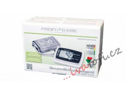 Měřič krevního tlaku na paži ProfiCare PC-BMG 3019