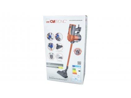 Bezsáčkový vysavač Clatronic BS 1306 oranžový