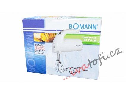 Ruční mixér Bomann HM 350 CB bílý