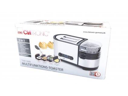 Multifunkční toaster 5v1 Clatronic TAM 3688