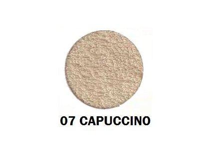 Froté prostěradlo 90/200 cm barva capuccino
