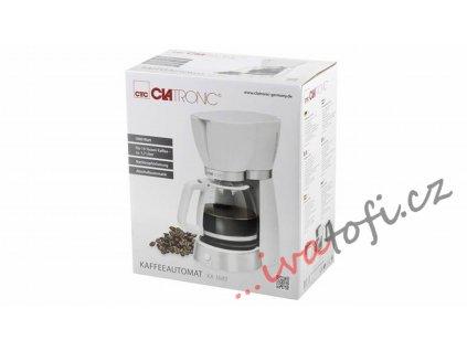 Kávovar Clatronic KA 3689 bílý