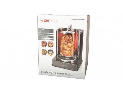 Vertikální Kebab multigril Clatronic DVG 3686
