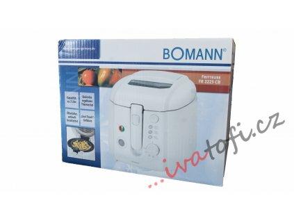 Fritovací hrnec Bomann FR 2223