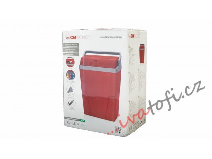 Chladící box elektrická chladnička do auta Clatronic KB 3713
