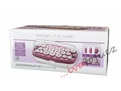Elektrické natáčky ProfiCare PC-LW 3028 růžové