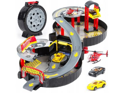 Kinderplay parking car garage KP2819