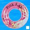 Bestway 36011 Nafukovací kruh do vody 51 cm růžový