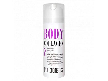 Body Collagen hydratační tělový gel 150 ml