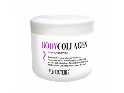Body Collagen hydratační tělový gel 500 ml