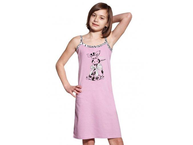 Dívčí noční košile 169 s obrázkem žirafy Taro