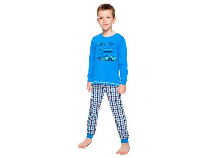 Chlapecké pyžamo Milosz se vzorem kostky Taro